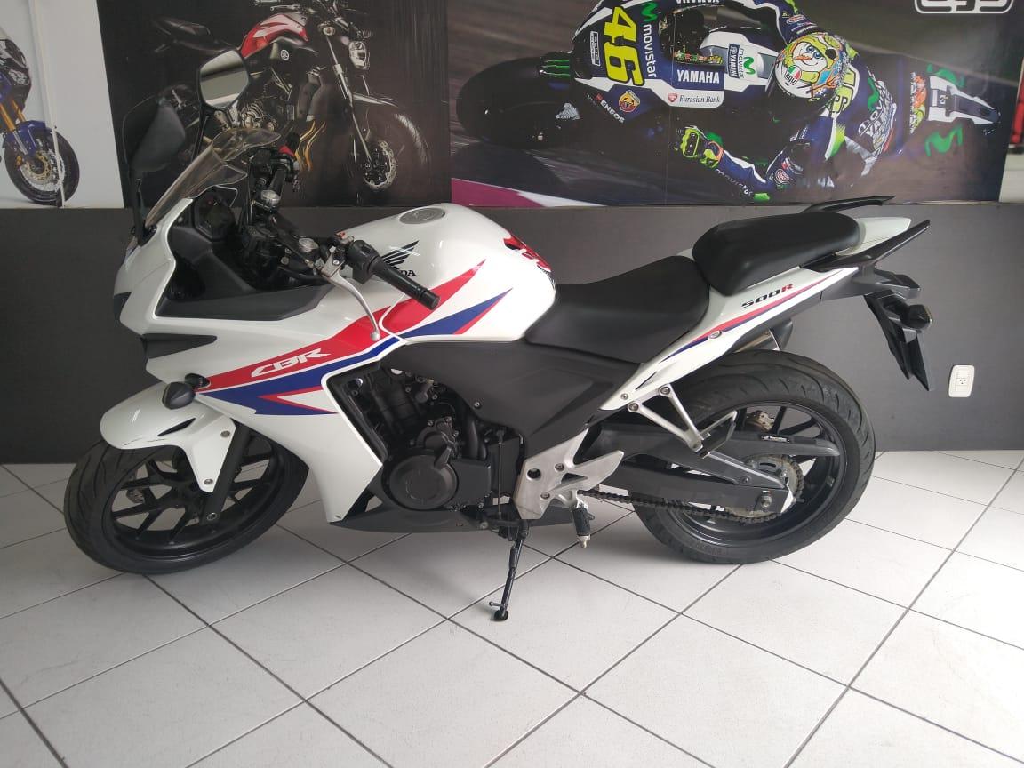 Honda – CBR 500R